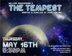"Don't Miss Kinsella School's Award-winning, ""The Tempest"""