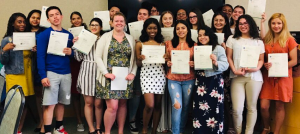 2019 Graduates Earn the Connecticut Seal of Biliteracy