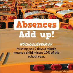Attend Today. Achieve Tomorrow! Help & Resources for Getting Your Child to School Every Day