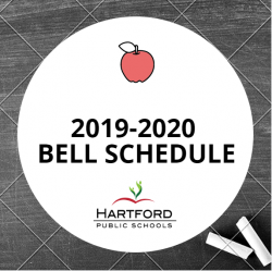 Bell-times for the 2019-2020 School Year!