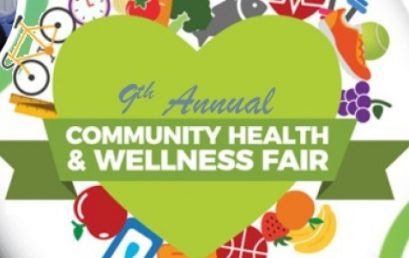 The 9th Annual Community Health & Wellness Fair