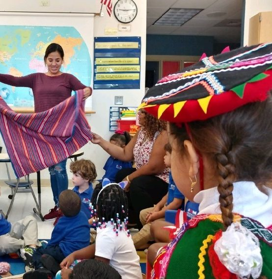 Breakthrough Magnet School South Celebrates Hispanic Heritage Month!