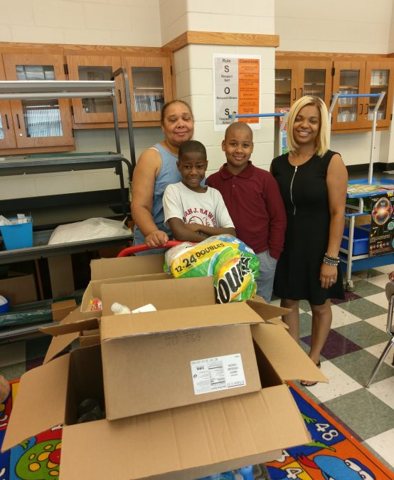 Rawson School Students Help Bahama Hurricane Victims