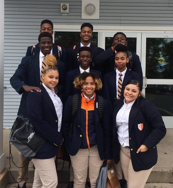 Capital Prep Students Are Finalists in Entrepreneurial Challenge