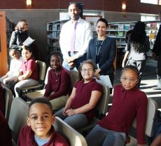 A Model Partnership: HPS and Hartford Public Library
