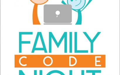 "It's ""Family Code Week"" for K-5 Students: April 13-18"