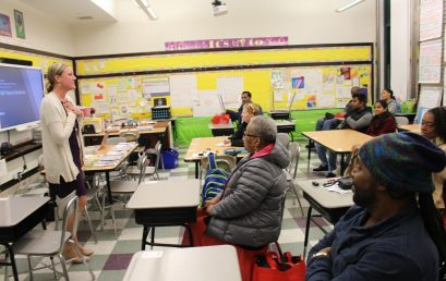 Family & Schools Partnership Series Launches with Successful Family Curriculum Night