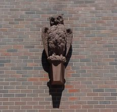 HPHS' Brownstone Owl: A Symbol of Learning