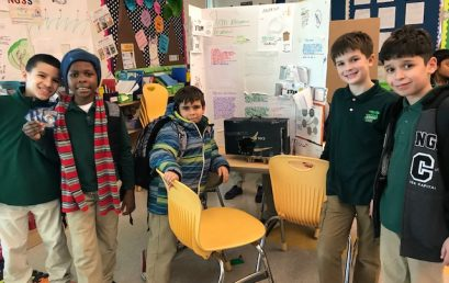 Annie Fisher STEM Magnet Students Innovate for Annual Invention Convention