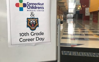 SMSA Partners with CCMC Division of Clinical Services for Career Day