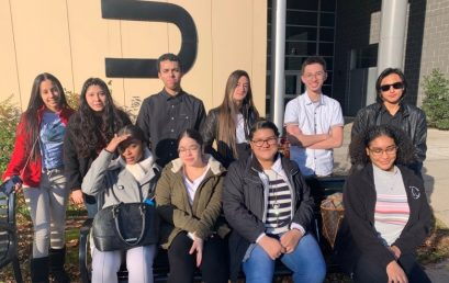University High Opens Society of Hispanic Professionals and Engineers Jr. Chapter