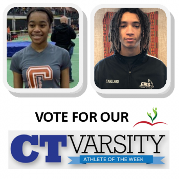 HPS Athletes Nominated for Courant Varsity Athletes of the Week!