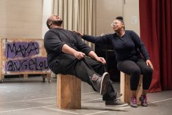"""ActUp Theater Presents """"The Stand"""""""