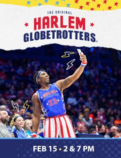 XL Center Offering Discounted Tickets to Harlem Globetrotters Game on Feb 15