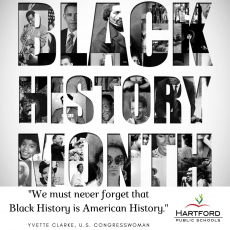 Superintendent's Message about Black History Month