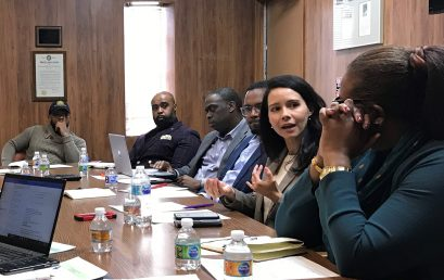 HPS Superintendent Meets with Faith-Based and Community Leaders