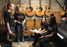 Naylor Students Make Beautiful Music with MAPS Program