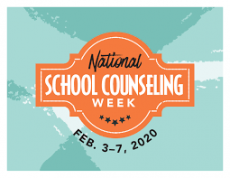 A Message about National School Counseling Week