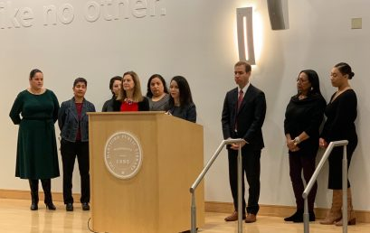 Superintendent Joins City and State Officials to Promote the 2020 Census