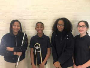 Renzulli Students Win Music Honors