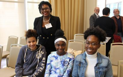 "Students Represent HPS at CABE's ""Day on the Hill"" Event"