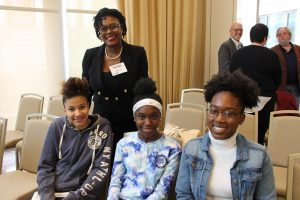 """Students Represent HPS at CABE's """"Day on the Hill"""" Event"""
