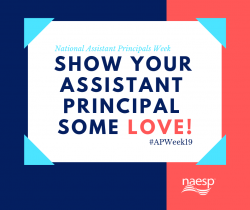 National Assistant Principals Week
