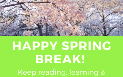 Superintendent Message about Spring Break