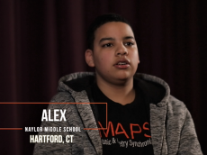 Naylor Students Share Music and Art Projects in Documentary