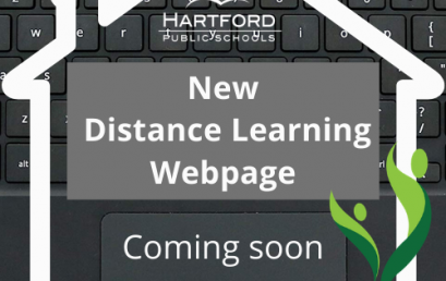 Redesigned Distance Learning Webpage — Launching June 1
