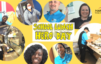 Celebrate Our School Lunch Heroes!