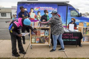 Library on Wheels Schedule