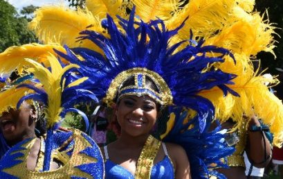 Mas Camp: Carnival Costumes Summer Youth Employment Program