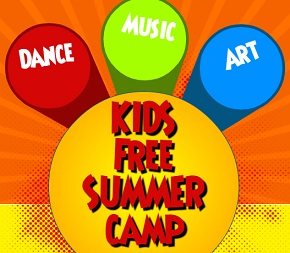 Charter Oak Cultural Center FREE Virtual Summer Camps