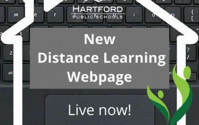 Redesigned Distance Learning Webpage Is Live June 1