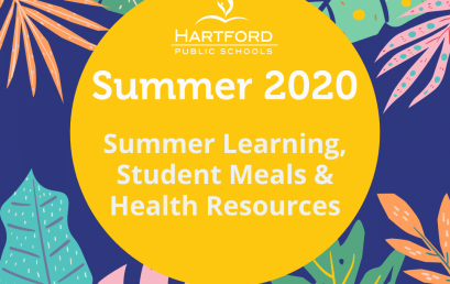 Summer Learning, Summer Meals & Resources 2020