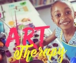 Art Therapy Course for Ages 6-12