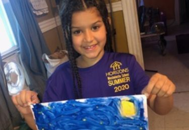 ELAMS and Horizons Project Partner on a Summer of Learning and Fun