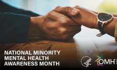Minority Mental Health Awareness Month