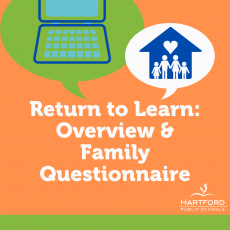 Return to Learn: Overview and Student Learning Preferences Questionnaire