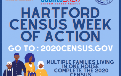 Hartford's Census Week of Action