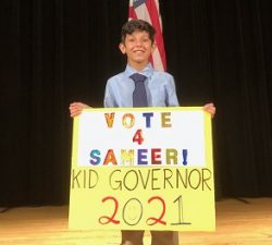 2 HPS Students Finalists for CT Kid Governor 2021