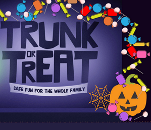 """Urban League's """"Trunk or Treat"""" TODAY, FRIDAY, 11/6!"""