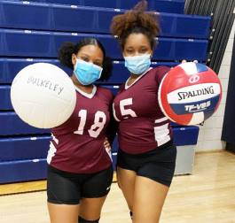 Bulkeley HS Volleyball Team-members Discuss Sports in a Pandemic