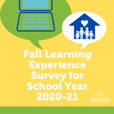 Share your Feedback with Hartford Public Schools