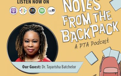 Rawson School Principal Shares Leadership Experience on National PTA Podcast
