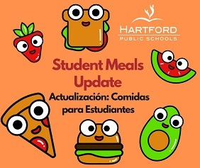 Update about HPS Food Services and Student Meals: Added Locations and New Distribution Times