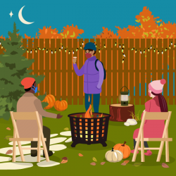 Celebrating Thanksgiving: New Guidance from the CDC