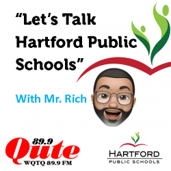 Listen to our Podcast: Let's Talk, Hartford Public Schools