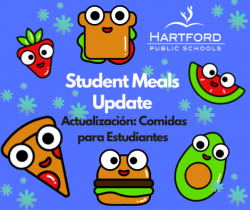 Student Meal Distributions and Inclement Weather: Six Days of Meals on Tuesday, December 15